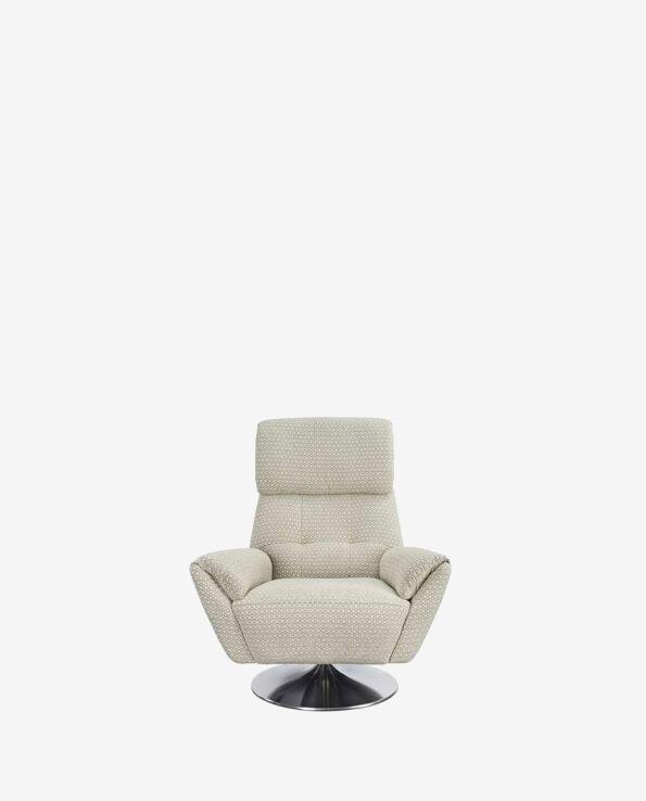 Incredible Parker Knoll Evolution 1703 Swivel Rocker Chair In Leather Machost Co Dining Chair Design Ideas Machostcouk