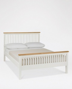 Double High Footend Bedframe