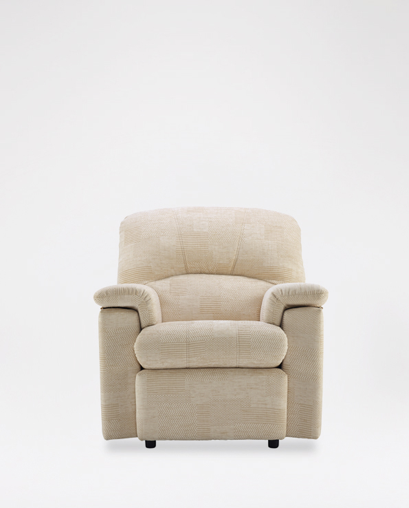 G Plan Chloe Small Armchair in Fabric