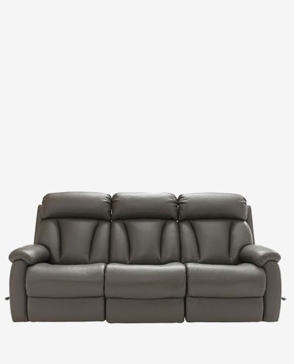 La z boy Georgina 3 Seater in Leather