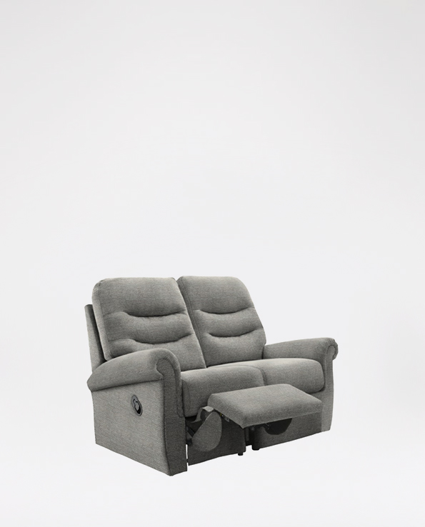 G Plan Holmes 2 Seater in Fabric