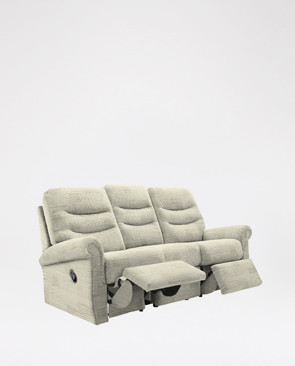 G Plan Holmes 3 Seater in Fabric