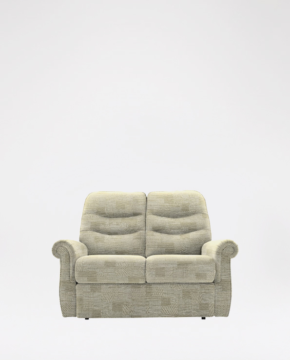 G Plan Holmes Small 2 Seater in Fabric