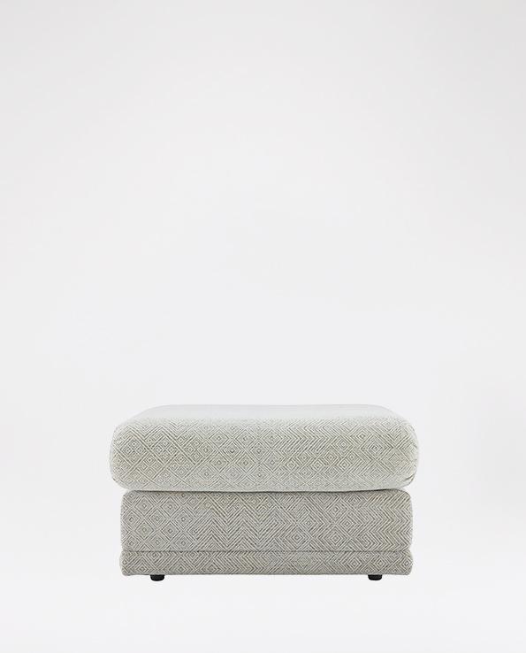G Plan Malvern Footstool in Fabric