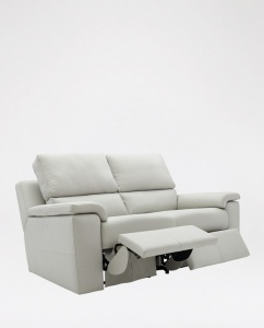 G Plan Taylor 2 Seater in Leather