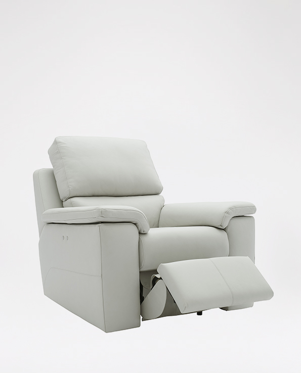G Plan Taylor Armchair in Leather