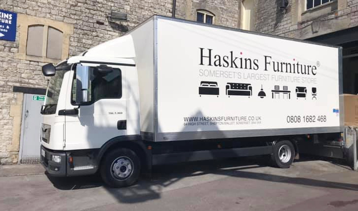 New Haskins lorry design