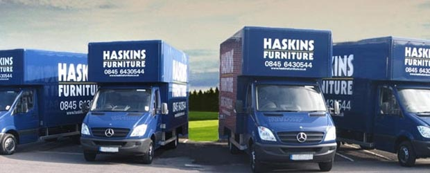 Haskins lorry