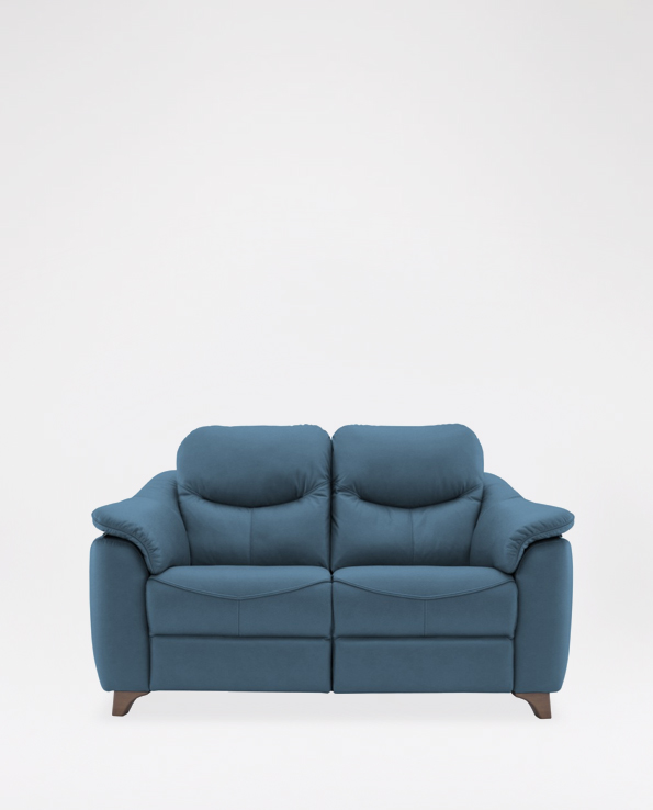 G Plan Jackson 2 Seater in Leather