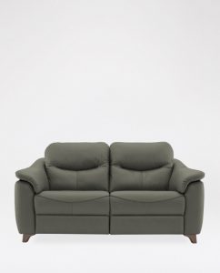 G Plan Jackson 3 Seater in Leather