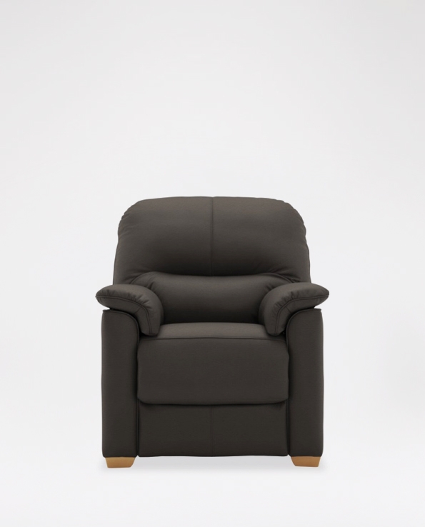 G Plan Chadwick Armchair in Leather