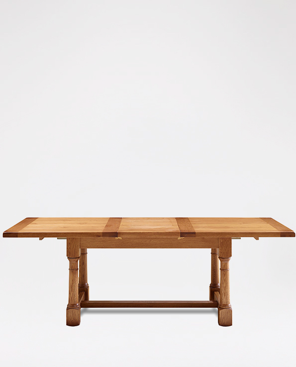 Old Charm Chatsworth Extending Dining Table Haskins Furniture