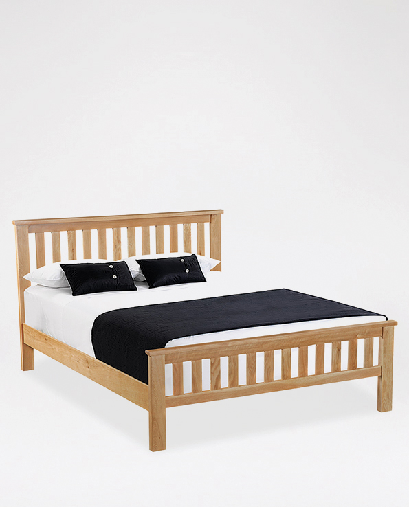 Signature Collection New Oak Coast Double Bed
