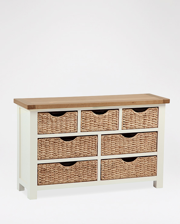 Drawer Chest with Baskets