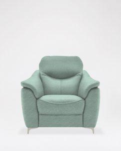 G Plan Jackson Armchair in Fabric