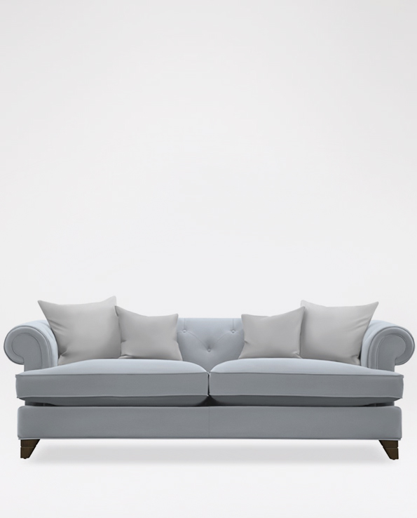 Peachy Parker Knoll Wycombe Grand Sofa In Leather Forskolin Free Trial Chair Design Images Forskolin Free Trialorg