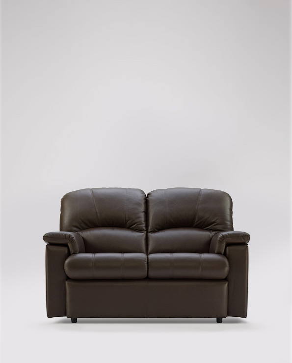 G Plan Chloe 2 Seater Sofa in Leather