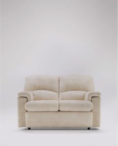 G Plan Chloe 2 Seater in Fabric