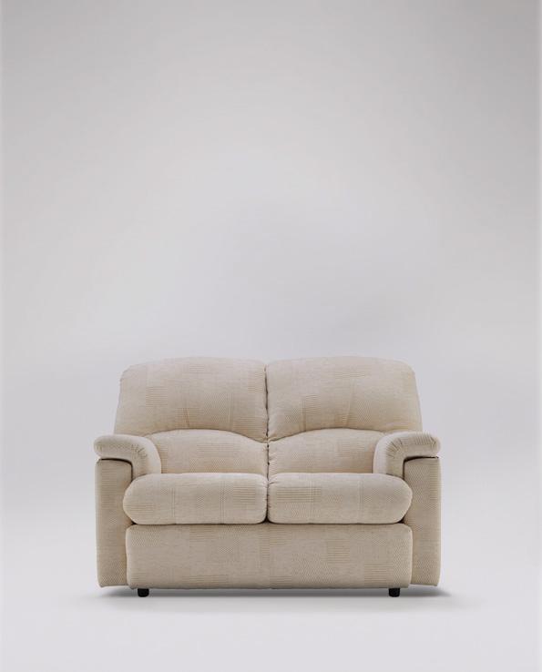 Small 2 Seater Sofa in Fabric