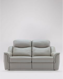 G Plan Firth 3 Seater Sofa in Leather