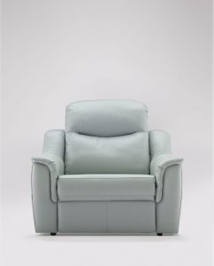 G Plan Firth Large Armchair in Leather