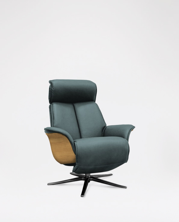 Upholstered sides in Leather